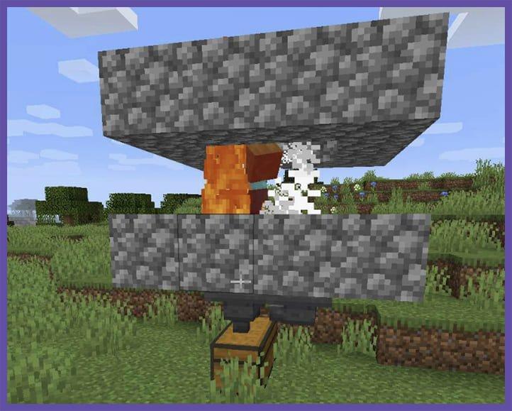 Мод Dangerous Stone Cutter