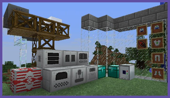 Мод Industrial craft 2