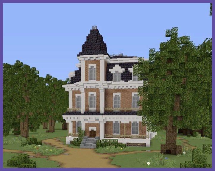 Викторианский дом