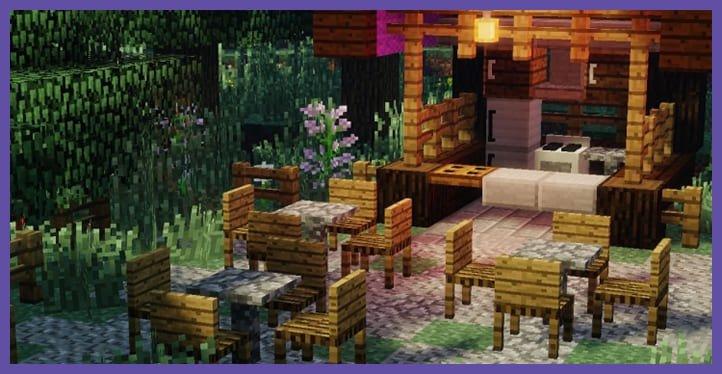 Мод MrCrayfish Furniture