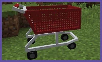 Мод MrCrayfish's Vehicle