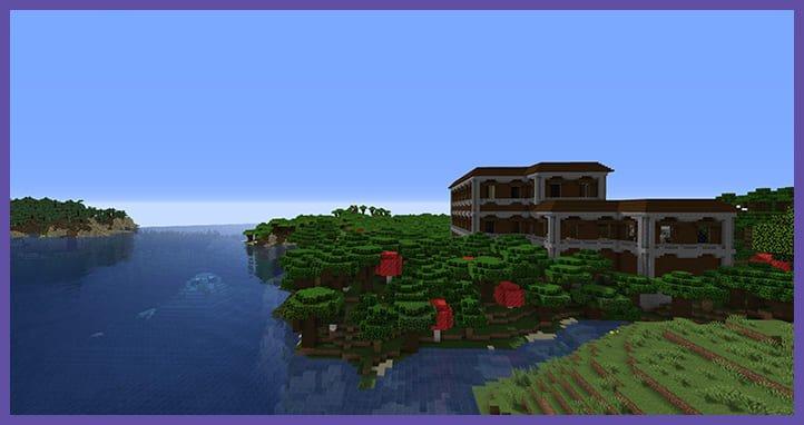 Сид: Лесной особняк