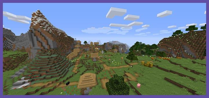 Сид Горная деревня