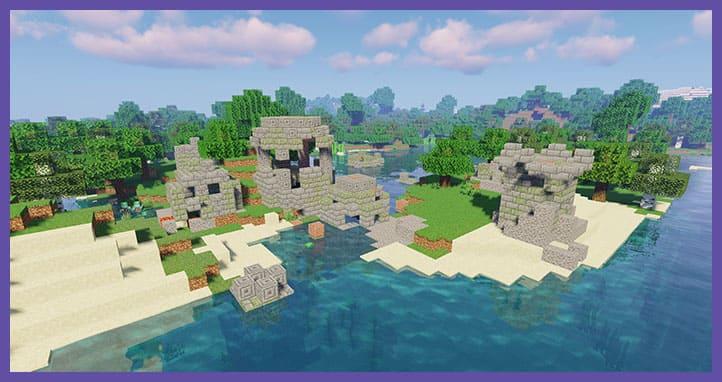 Сид Подводные руины