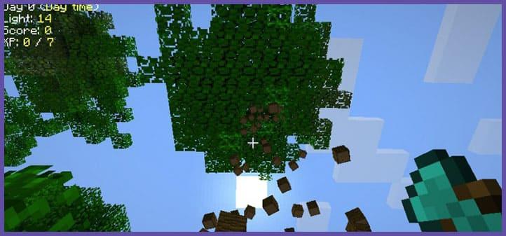 Мод TreeCapitator
