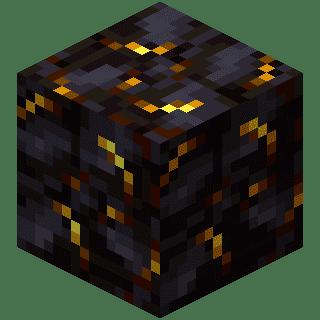 Позолоченный чернокамень