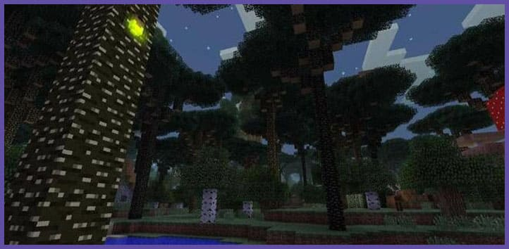 Мод Twilight Forest