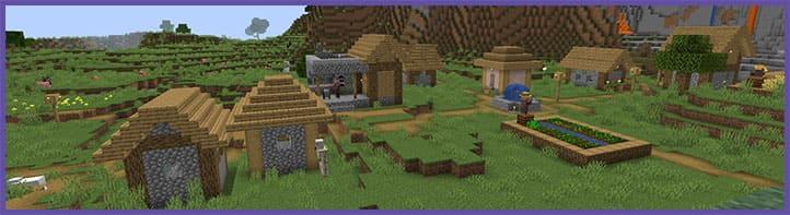 Сид Деревня с алмазами