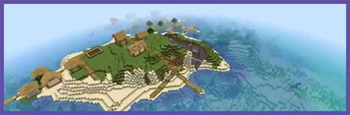 Две Деревни на Острове