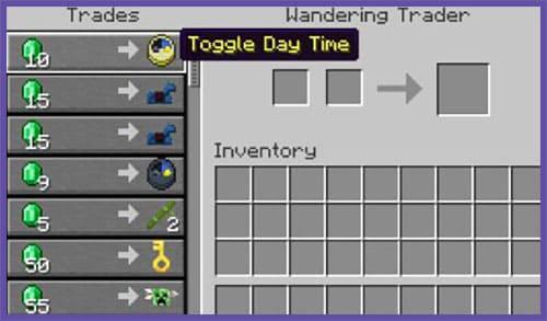 Better Wandering Trader
