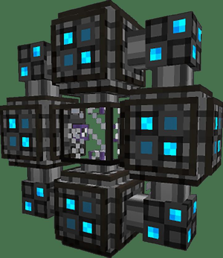 Мод Applied Energistics 2