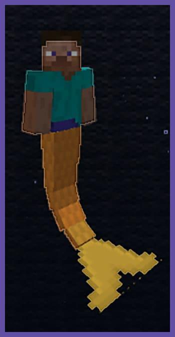Мод Mermaid Tail