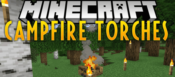 Campfire Torches