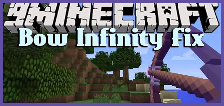 Мод Bow Infinity Fix