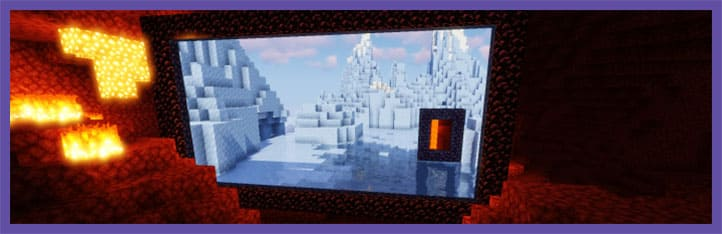 Мод Immersive Portals