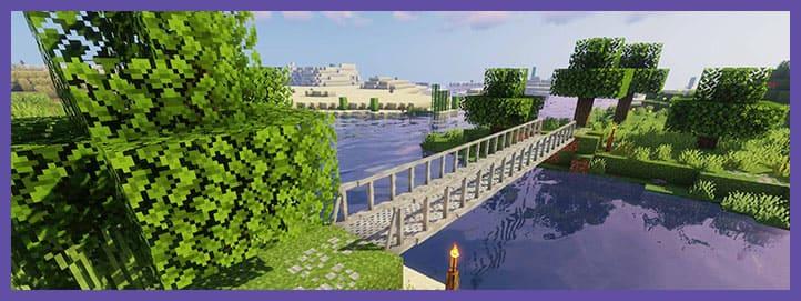 Мод Macaws Bridges