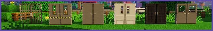 Мод macaws doors