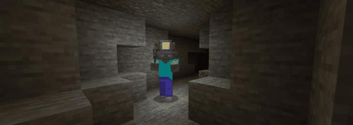 Мод Miners Helmet