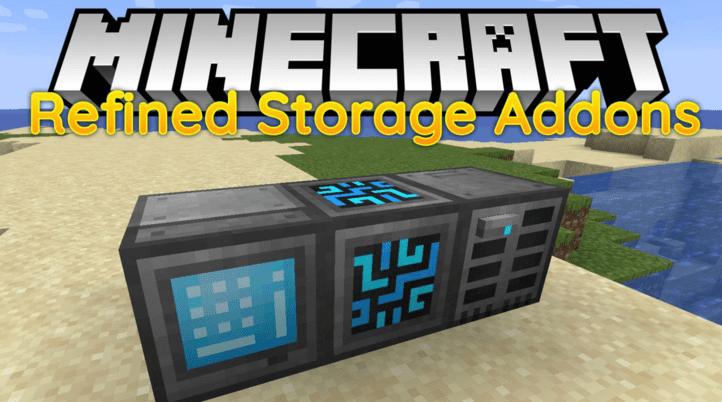 Refined Storage Addons