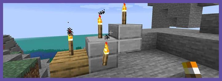 Мод Torch Slabs