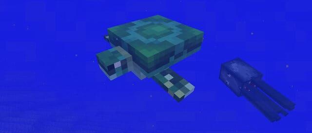 Черепаха моб