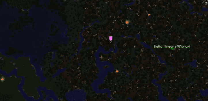 Xaeros World Map