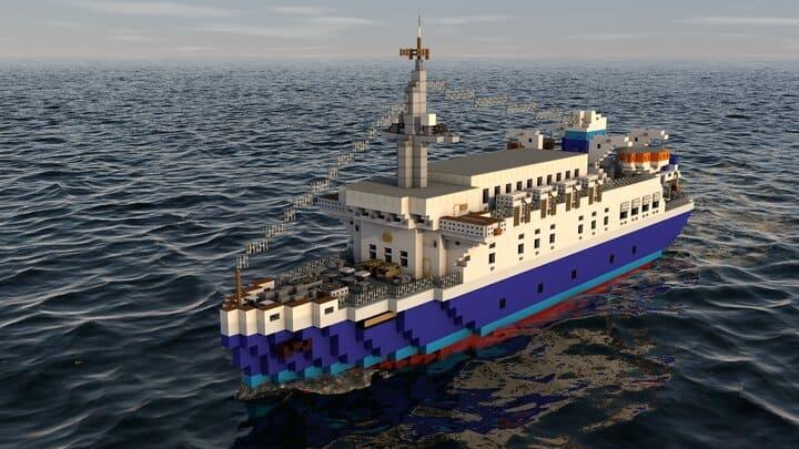 Большой Грузовой Корабль