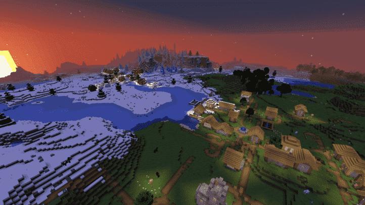 Сид на две деревни
