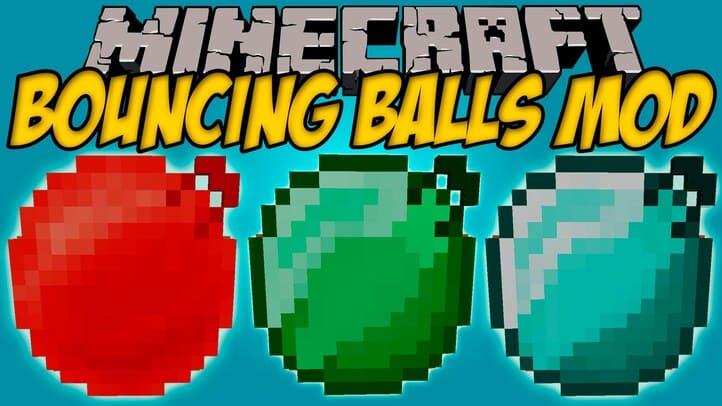 Мод Bouncing Balls