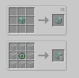 Мод Glassential