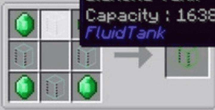 Мод Large Fluid Tank