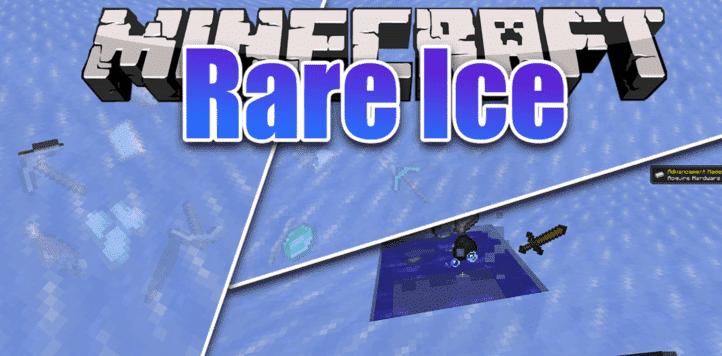 Rare Ice мод