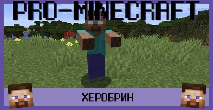 The Legend of Herobrine
